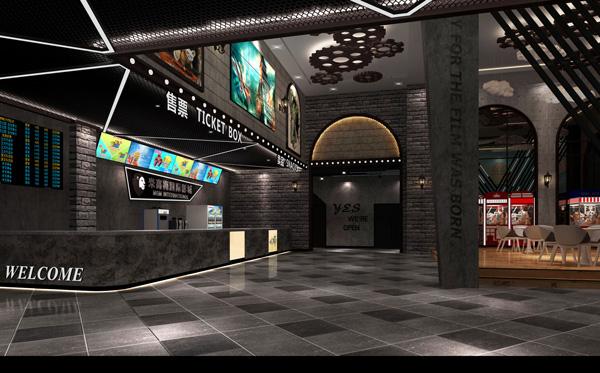 3D电影院加盟