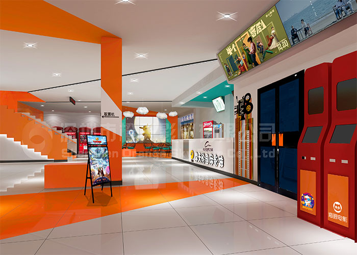 电影院加盟店应该如何选址?