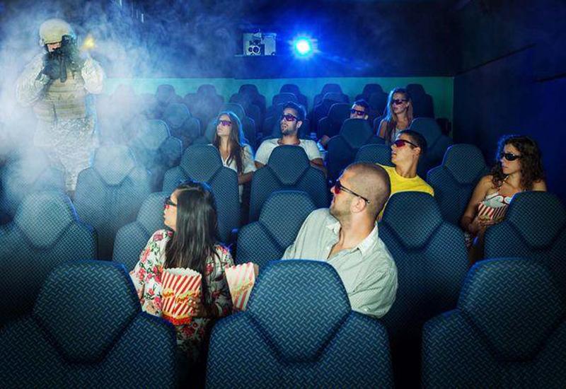 电影院4D特效设备维护保养的几种方法