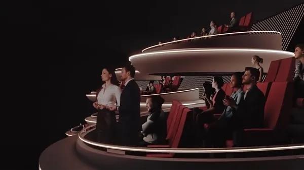 Ōma Cinema电影院设计鉴赏
