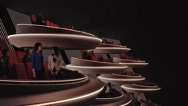 电影院设计鉴赏